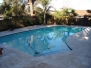 Pools Painted with Whisper Grey colour