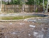 A dirty old swimming pool