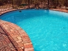 Fibreglass pool and Epotec