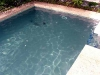 Swimming pool slate grey