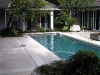 pool in slate grey
