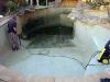 Epotec on Pebblecrete pool