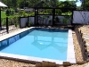 Slate grey Epotec pool