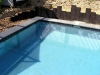 Slate gray Epotec swimming pool