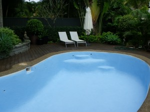 Pool Painted with EPOTEC