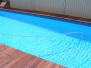 Pools Painted with Bondi colour