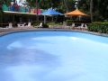 Daydream Island Resort with pool finished job