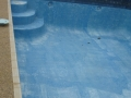 Painted surface prepared for coating
