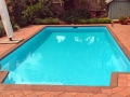 EPOTEC Bondi Mid Blue finished pool
