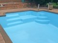 EPOTEC Bondi Mid Blue on fibreglass pool 02