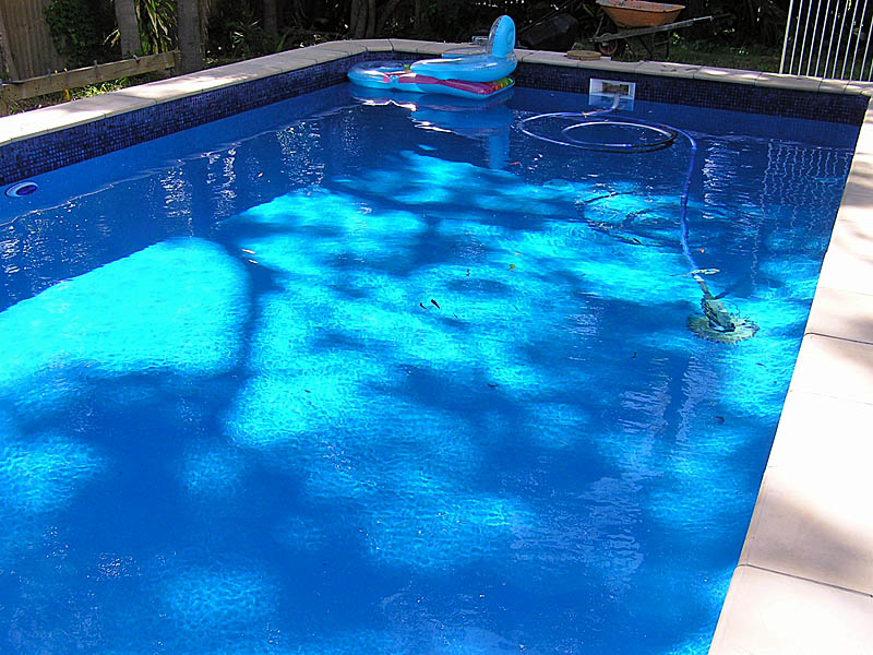 pools painted in pacific paint for your pool. Black Bedroom Furniture Sets. Home Design Ideas