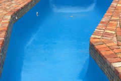 Pool renovation in Cahuna VIC 2016