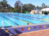 Whitlam Aquatic Centre painted with Epotec
