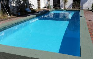 Pool restored with EPOTEC NT