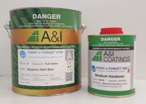 Paint N Forget Fluoropolymers