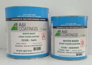Water Based epoxy primer