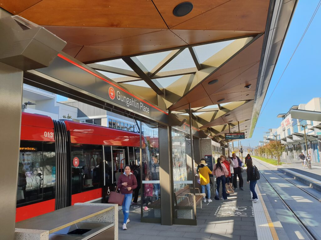 Canberra Capital Metro